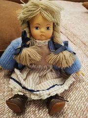 Tati-Puppe alt sehr gut erhalten