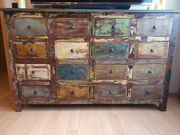 Sideboard Shabby Chic Vintage
