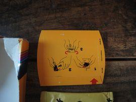 Foto und Zubehör - Disk-Kamera mit Film 30 Aufnnahmen