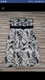 5 Damenkleider Gr 38