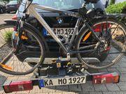 Fahrradträger für Auto Anhängerkupplung