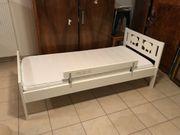 Ikea Kinderbett Kritter mit Lattenrost
