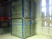 41 m² gebrauchtes Gerüst Layher
