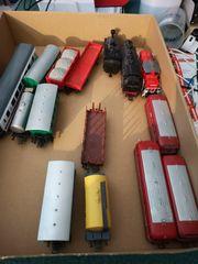 Eisenbahnauflösung Märklin H0 digital