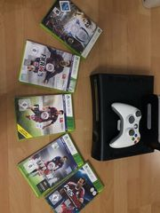 Xbox 360 120GB mit Controller