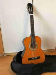 Gitarre Miguel Almeria von Gewa