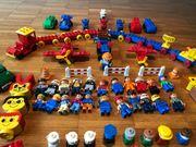 LEGO Duplo Technik viele Fahrzeuge