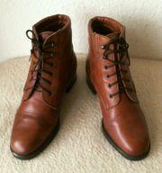 PRANGE Damen Mädchen Leder Boots