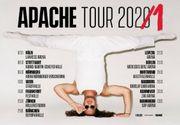 Apache 207 Mannheim 2x Stehplatz