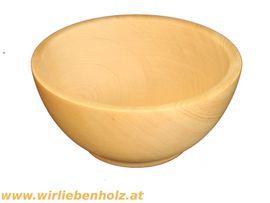 Holzschale rund Zirbenholz verschiedene Durchmesser: Kleinanzeigen aus Hopfgarten im Brixental - Rubrik Geschirr und Besteck