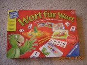 Gesellschaftsspiel Wort für Wort