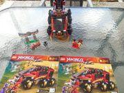Lego Ninjago 70750 Mobile Ninja