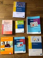 Prüfung Schulbücher kaufmännische Angestellte für