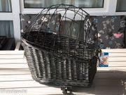 Fahrradkorb für Hund Katze Maus
