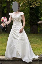 Brautkleid von Kleemeier Gr 38