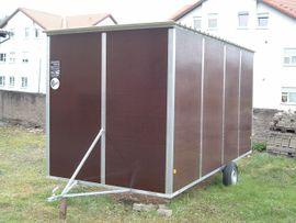 Pferdeboxen, Stellplätze - fahrbare Weidehütte Außenbox Weideunterstand