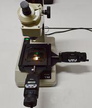 Mitutoyo Messmikroskop Digital