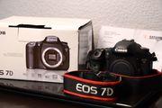 Canon EOS 7D nur Gehäuse