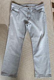 Gardeur Jeans grau Gr 27