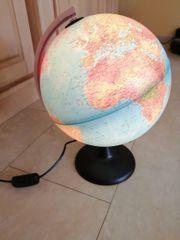 Globus von Räthgloben 1917 wie
