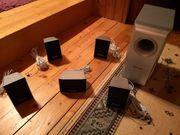 Panasonic 5 1 Lautsprecher Set