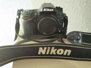 Biete Nikon D7200 APSC