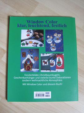 Handarbeit, Basteln - Buch Window Color