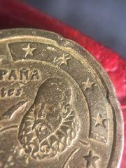 20 Cent 2007 Spanien Münze