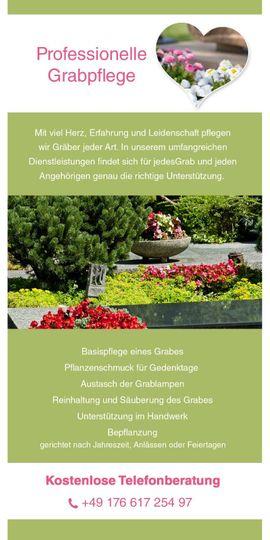 Grabpflege Köln Umgebung: Kleinanzeigen aus Köln Humboldt-Gremberg - Rubrik Dienstleistungen, Service gewerblich