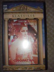 VHS Video CLEOPATRA