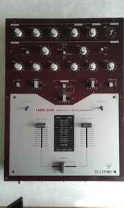 ECLER HAK 320 BATTLE-MIXER