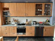 Küchenzeile Buche 4 40 breit