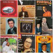55 Schallplatten LPs aus DE