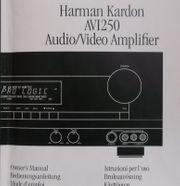 Harman Kardon AVI250 Verstärker mit