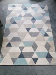 Kurzfloorteppich Teppich 2m x 1