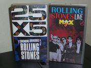 VHS-Filme verschiedene Titel
