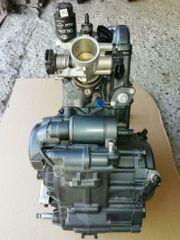 KTM Duke 125 Motor 14949km