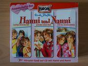 Hanni und Nanni - Enid Blyton -
