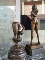 Bronze Figuren