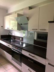 Moderne Küche Küchenzeile Einbauküche Hochglanz
