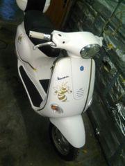 vespa et4 125 cc neu