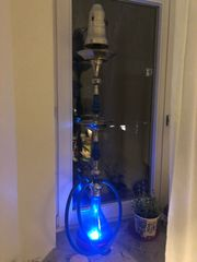 Große Aladin Shisha Wasserpfeife Set
