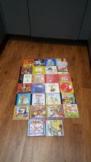 div Kinder CD s