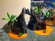 Tolle Playmobil Pirateninsel 6679 Komplett