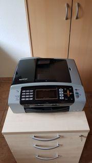 Brother MFC-490CW 4in1 Multifunktionsdrucker Drucken