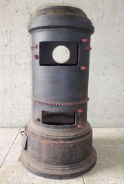 Alter Holz-Kohle-Ofen