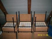 6 Stück Polsterstühle aus DDR-Produktion