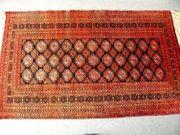Orientteppich Turkestan alt 185x111 T039