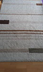 Velour-Teppich 135x190 cm