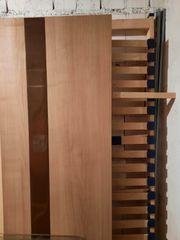 Doppelbett inkl 2 verstelöbare Roste